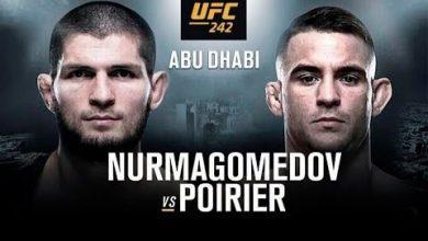 A Guide to Stream UFC 242 Live Online – Khabib vs Poirier